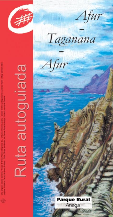 Ruta Autoguiada Afur - Taganana - Afur / Español