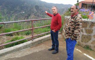 La Asociación de Vecinos Aguaide pide la mejora de las telecomunicaciones en Chinamada