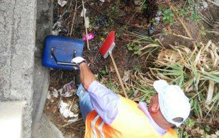 El Ayuntamiento de Santa Cruz de Tenerife realiza una acción especial de limpieza en distintas playas de Anaga