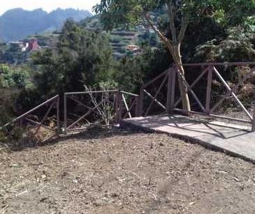 Santa Cruz de Tenerife recuperan trazados peatonales en Anaga