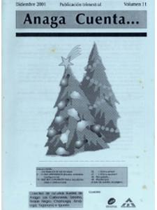 Anaga Cuenta Nº 11 - 1ª Época - Diciembre 2001