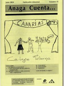Anaga Cuenta Nº 19 - 1ª Época - Junio 2004