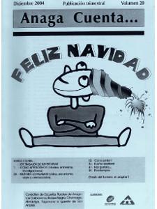 Anaga Cuenta Nº 20 - 1ª Época - Diciembre 2004