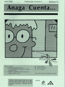 Anaga Cuenta Nº 24 - 1ª Época - Abril 2006