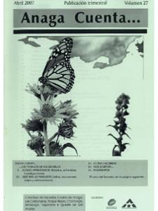 Anaga Cuenta Nº 27 - 1ª Época - Abril 2007