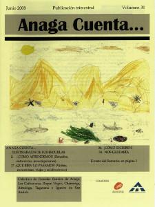 Anaga Cuenta Nº 31 - 1ª Época - Junio 2008