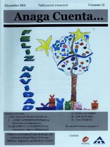 Anaga Cuenta Nº 32 - 1ª Época - Diciembre 2008