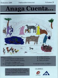 Anaga Cuenta Nº 35 - 1ª Época - Diciembre 2009