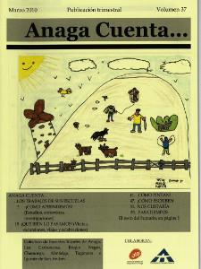 Anaga Cuenta Nº 37 - 1ª Época - Marzo 2010