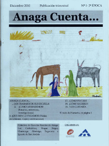 Anaga Cuenta Nº 1 - 2ª Época - Diciembre 2010