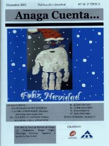 Anaga Cuenta Nº 10 - 2ª Época - Diciembre 2013