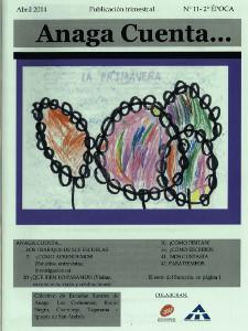 Anaga Cuenta Nº 11- 2ª Época - Abril 2014