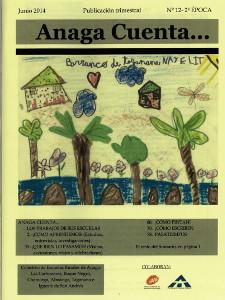 Anaga Cuenta Nº 12 - 2ª Época - Junio 2014