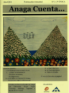 Anaga Cuenta Nº 2 - 2ª Época - Abril 2011