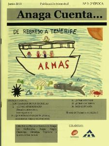 Anaga Cuenta Nº 3 - 2ª Época - Junio 2011