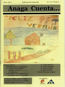 Anaga Cuenta Nº 9 - 2ª Época - Junio 2013