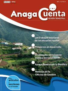 Anaga Cuenta Nº 1 - 3ª Época - Invierno 2016