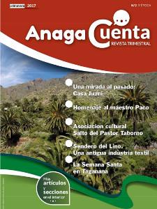 Anaga Cuenta Nº 2 - 3ª Época - Primavera 2017