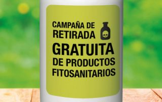 Campaña de retirada gratuita de productos fitosanitarios