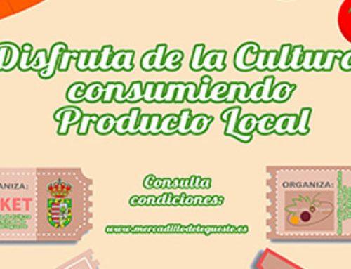 """El Mercado del Agricultor y el Artesano de Tegueste lanza la campaña """"Disfruta de la cultura consumiendo producto local"""""""