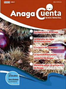 Anaga Cuenta Nº 4 - 3ª Época - Invierno 2017