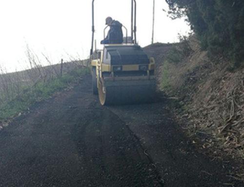 El Ayuntamiento de Tegueste finaliza las obras de mejora del Camino Cumbre de Cocó
