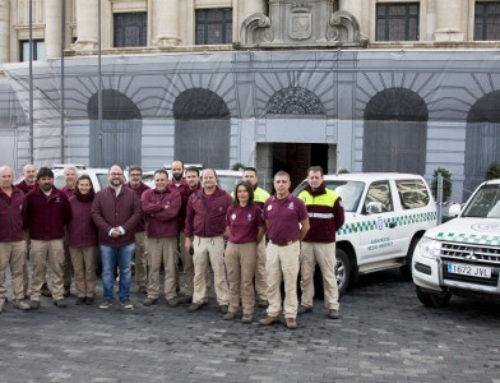 El cuerpo de agentes de Medio Ambiente del Cabildo realizó más de 2000 actuaciones durante el pasado año