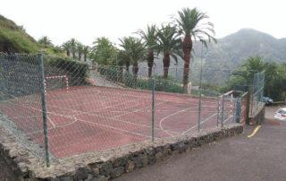 Polideportivo Las Carboneras