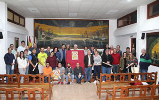 Presentación cartel Romería de Tegueste 2018