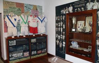 Tegueste ya tiene su particular Museo dedicado a la Lucha Canaria