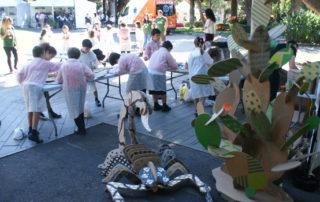 El Cabildo de Tenerife conciencia a más de un centenar de escolares sobre los riesgos de las especies exóticas invasoras