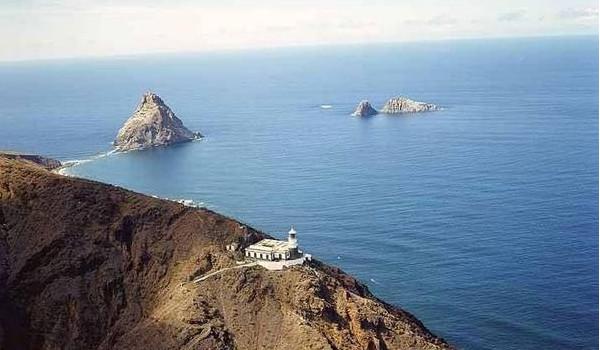 El Faro de Anaga, el más antiguo del Archipiélago canario