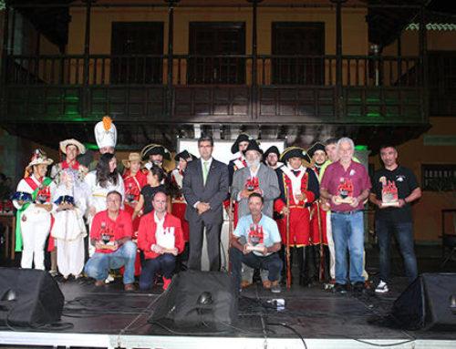 Todas las Libreas de Tenerife se funden en Tegueste