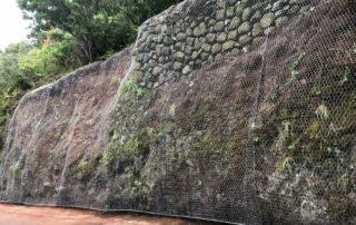 El Cabildo mejora las medidas de seguridad de la carretera que une Las Carboneras con Chinamada