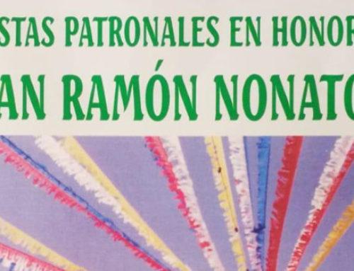 Chinamada comienza mañana sábado sus fiestas en honor a San Ramón Nonato