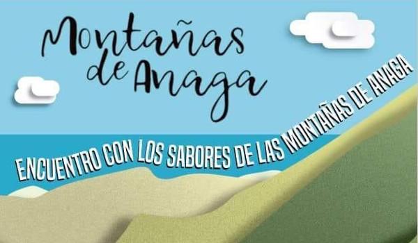 II Encuentro con los sabores de las Montañas de Anaga