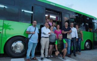 Santa Cruz incorpora dos nuevas guaguas a las líneas que cubren los trayectos en Anaga