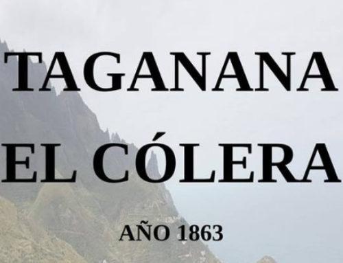 Taganana recrea el día en que impidió la entrada del cólera en Anaga