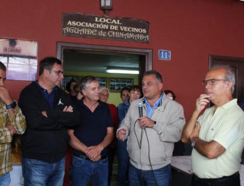 'Sabores de Anaga' acoge un tributo al líder vecinal Demófilo Díaz