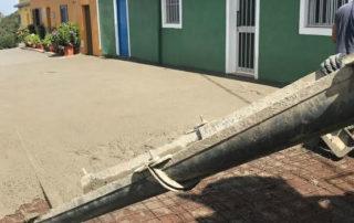 El Cabildo inicia las mejoras de los accesos del núcleo de Cabeza de Toro