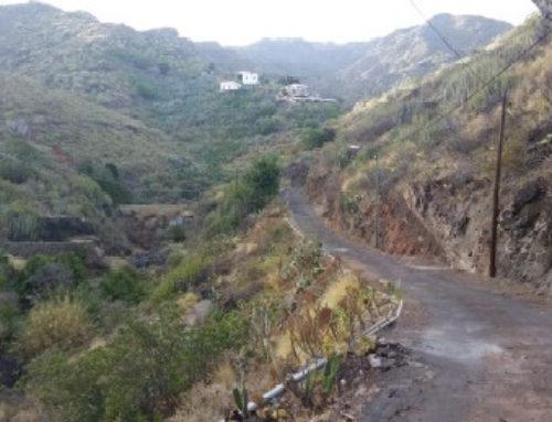 Santa Cruz acondicionará elementos de seguridad en seis vías públicas de Anaga