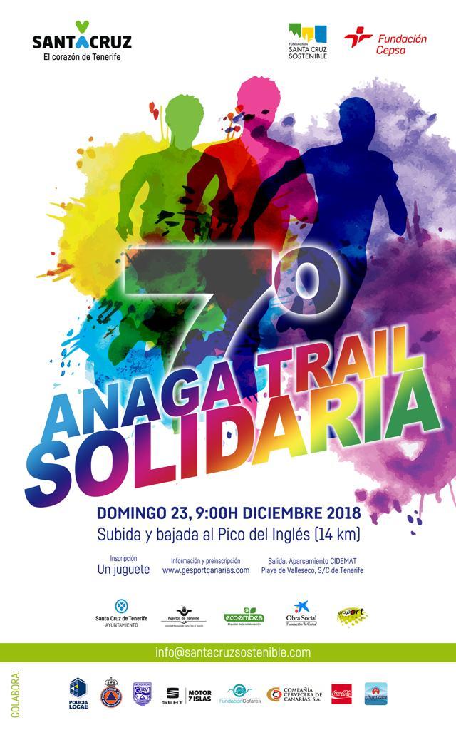 VII Anaga Trail Solidaria