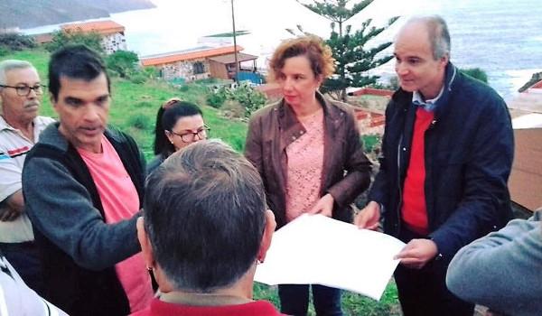 Santa Cruz adjudica la obra para la construcción de la cancha de Almáciga