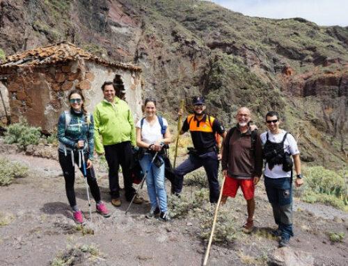 Santa Cruz contrata la red de comunicación de emergencias dentro del programa DUSI Anaga