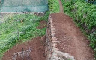 El Cabildo mejora la seguridad en el sendero de La Cueva del Lino