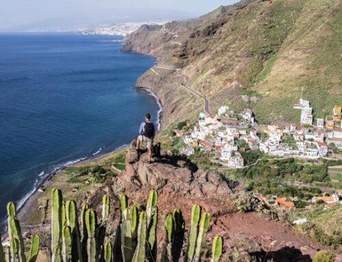 Santa Cruz aprueba la reparación urgente de un talud en Igueste de San Andrés