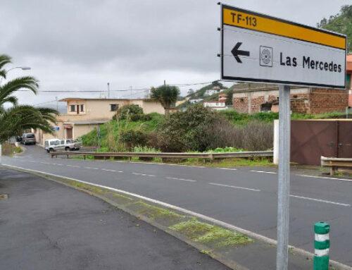 El Cabildo habilitará una nueva parada de guaguas en la zona de Las Mercedes