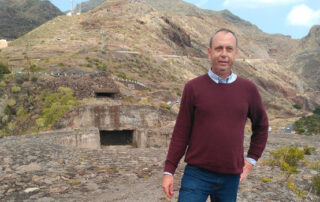 Entrevista a Pablo Schnell sobre el Castillo de San Andrés