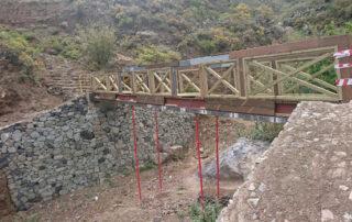 El Cabildo finaliza los trabajos de mejora en el camino El Draguillo a El Faro