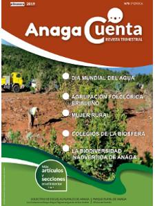 Anaga Cuenta Época 3 Volumen 8 Primavera 2019